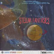 Tara King th - Stellar fantasies - Petrol Chips Productions